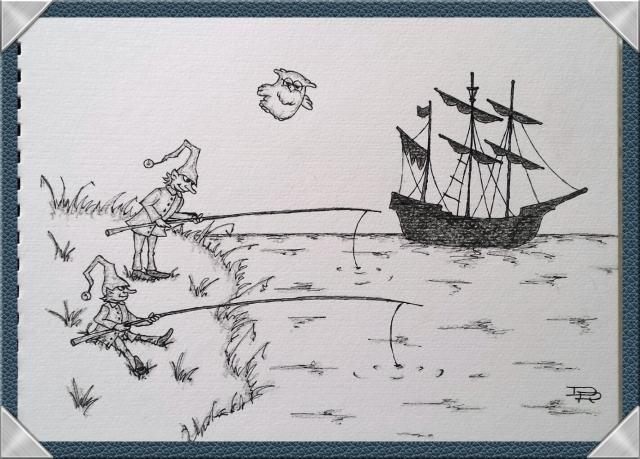 Pesca duende
